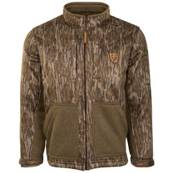 Drake Scent Control Non-Typical Youth Silencer Jacket With Agion Active XL