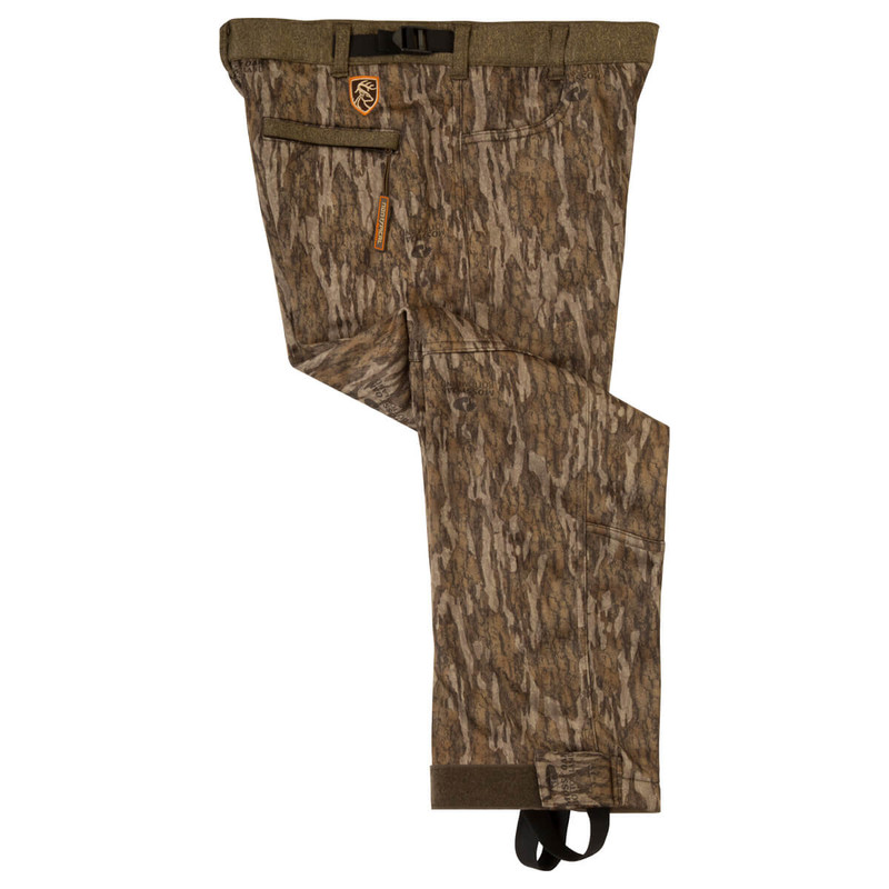 Drake Scent Control Non-Typical Youth Endurance Pant With Agion Active XL in Mossy Oak Bottomland Color