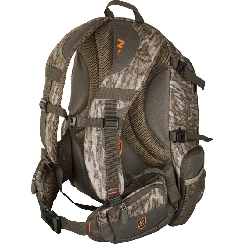 Drake Non-Typical Backpack in Mossy Oak Bottomland Color