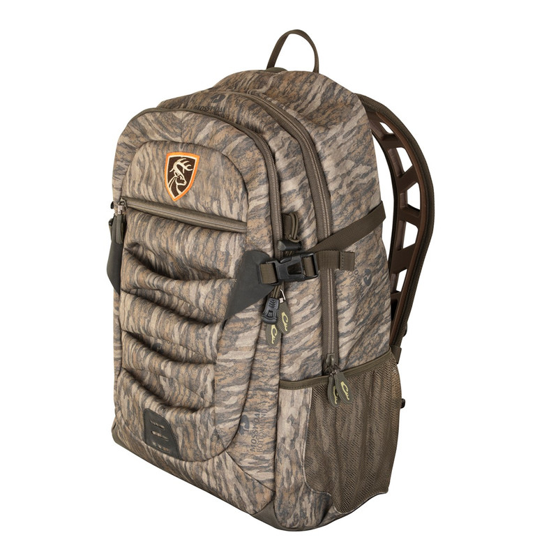 Drake Non-Typical Day Pack in Mossy Oak Bottomland Color