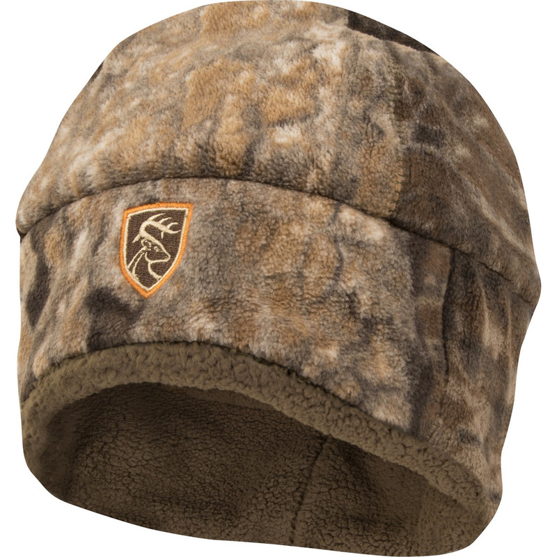 Drake Non-Typical Hydro-Hush Beanie in Realtree Timber Color