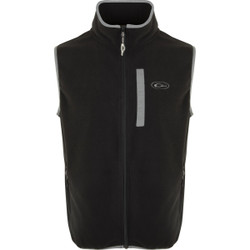 Drake Youth Camp Fleece Vest