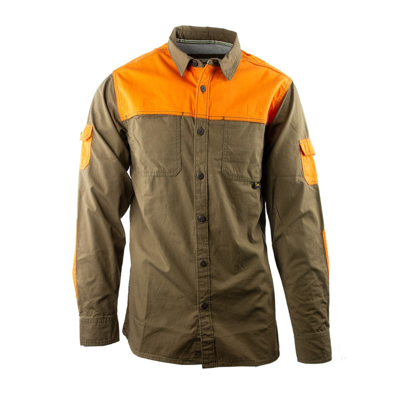 05505caa33925 Duxbak Long-Shot Field Shirt