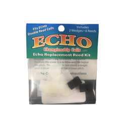 Echo Double Reed and Cork Replacement Set