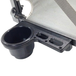 Elite Slimline - Cup/Tool Holder w/o Tray For Millennium Boat Seats