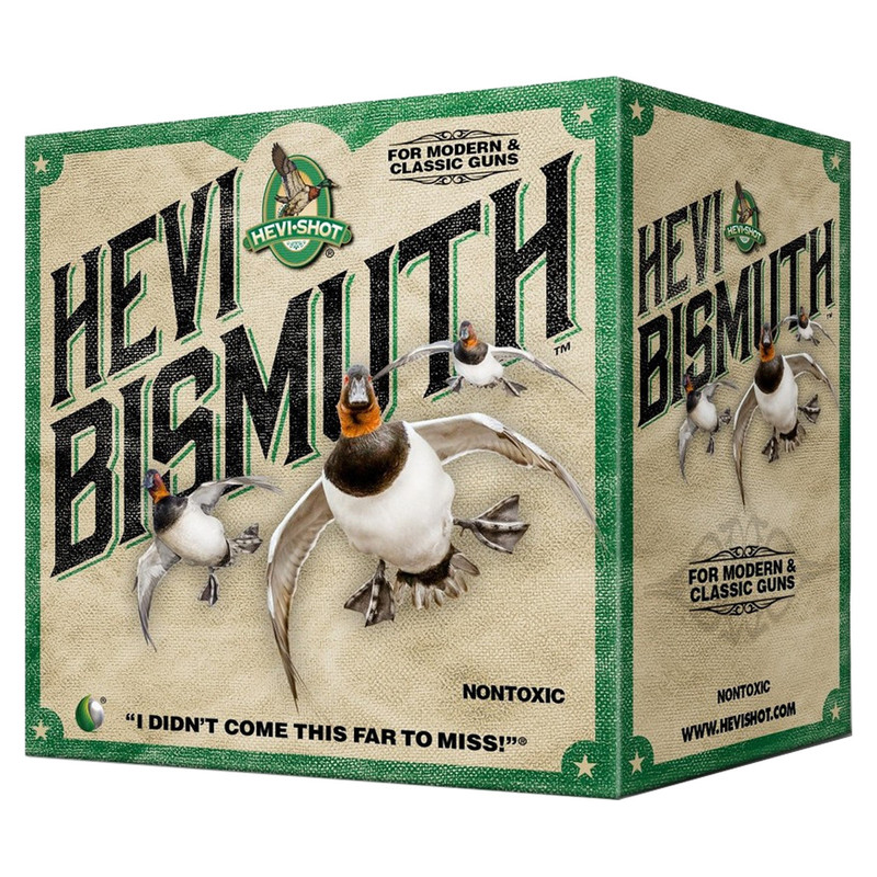 "Hevi Bismuth 20 Ga 3"" 1 1/8 Oz Case"