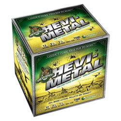 "Hevi-Metal 12 Ga 3 1/2"" 1-1/2 Oz - Case"