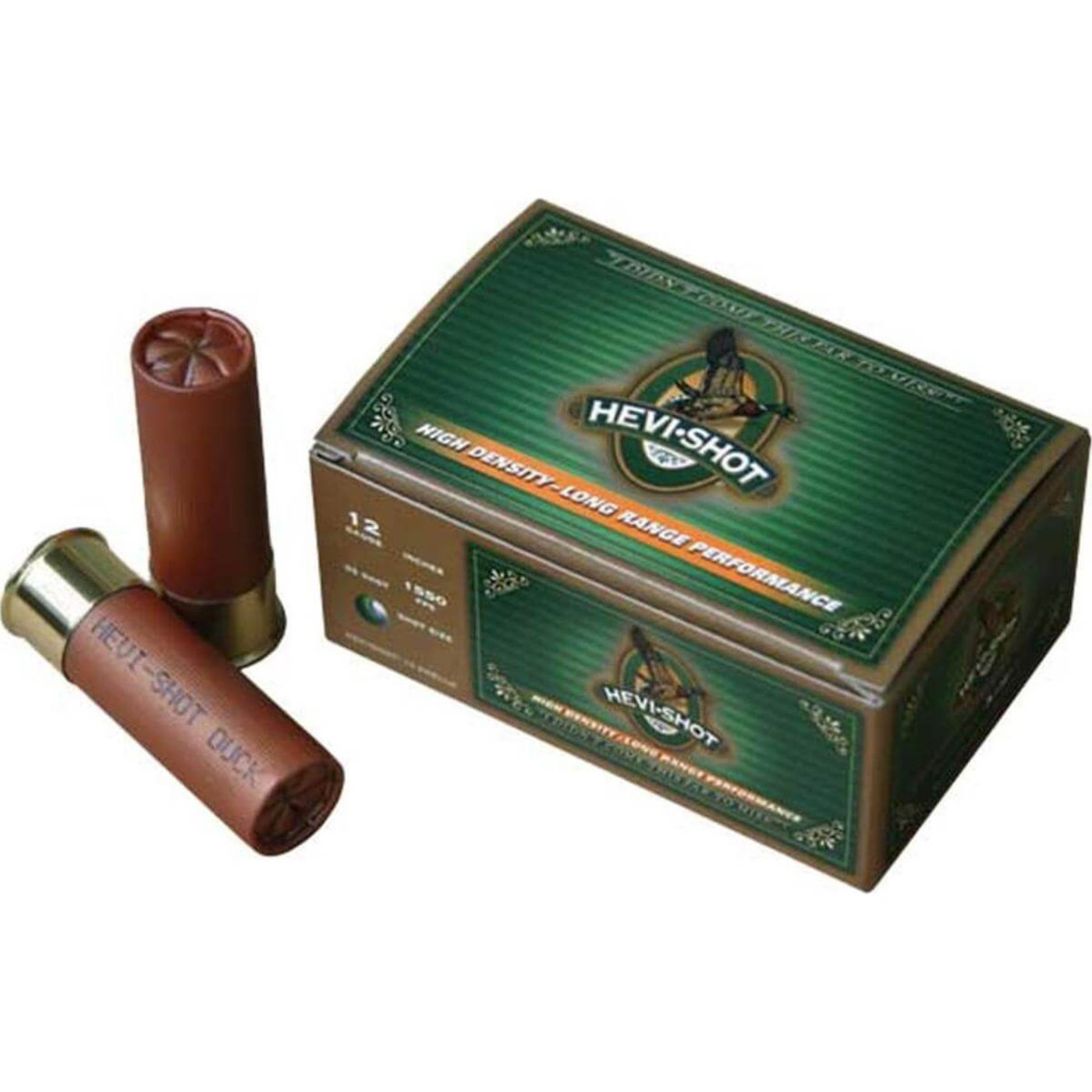 "Hevi Shot Duck 12 Ga 3"" 1-1/4 Oz Box 10 Rd"