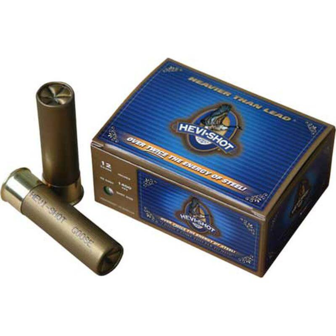 "Hevi Shot Goose 12 Ga 3"" 1-1/2 Oz - Case"