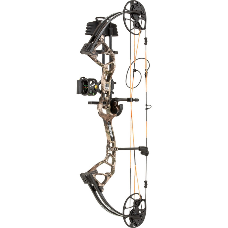 Bear Royale Youth Compound Right Hand Bow Package Stoke