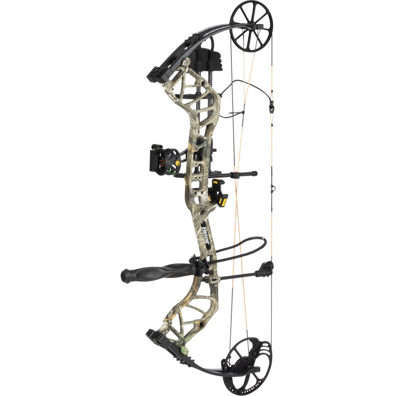 Bear Species RTH Compound Bow Package Realtree Edge