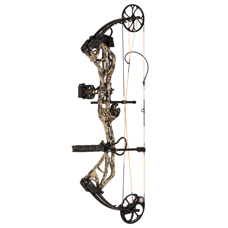Bear Species RTH Compound Bow Package Highlander