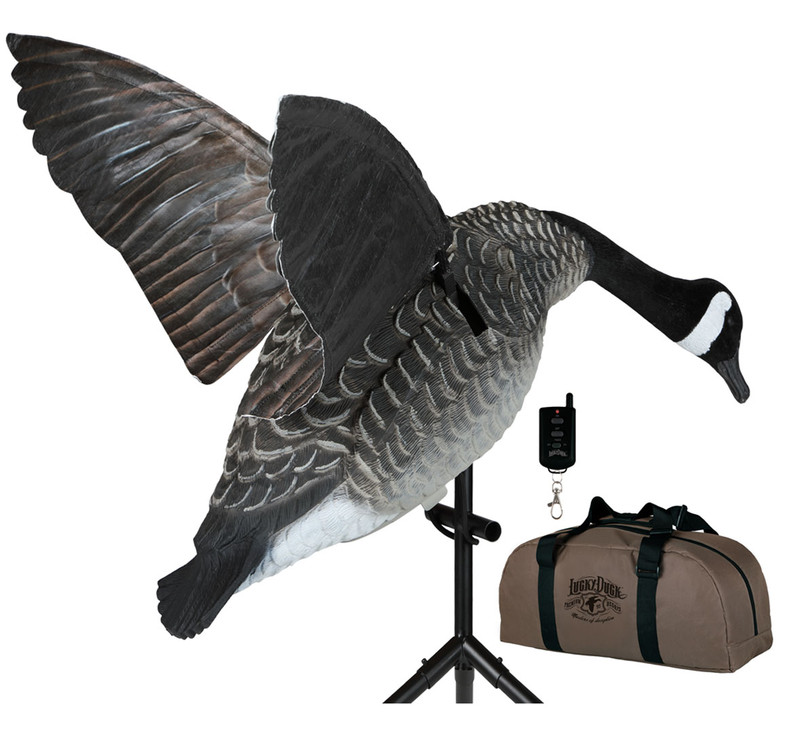 Lucky Duck Super Canada Goose Flapper HDi With Bag