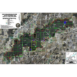 GeoSpatial Innovations Aerial Hunting Map