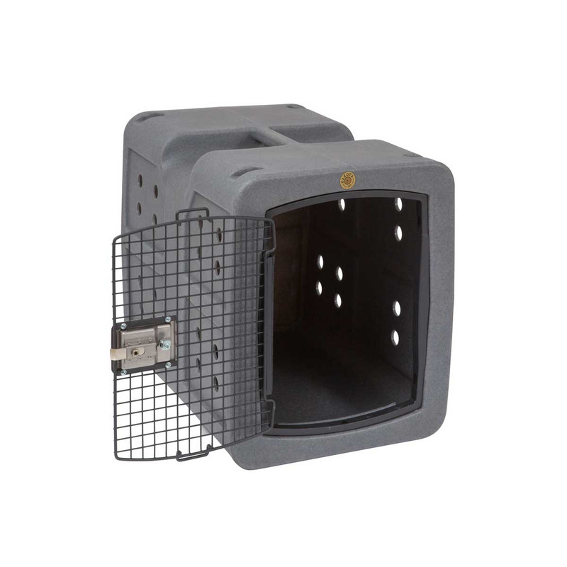 Dakota 283 G3 Framed Door Kennel in Dark Granite Color