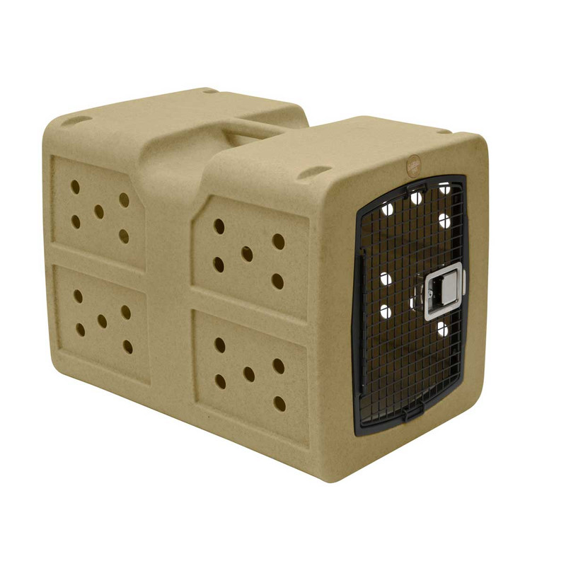 Dakota 283 G3 Framed Door Kennel in Desert Sand Color