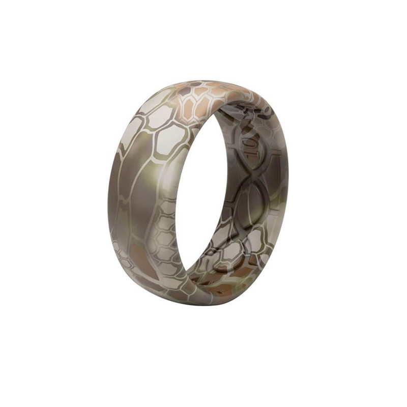 Groove Silicone Ring Original Camo in Kryptek Highlander Color