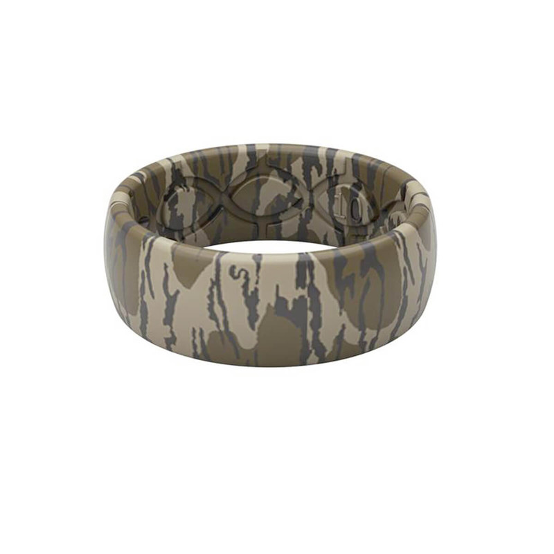 Groove Silicone Ring Original Camo in Mossy Oak Bottomland Color