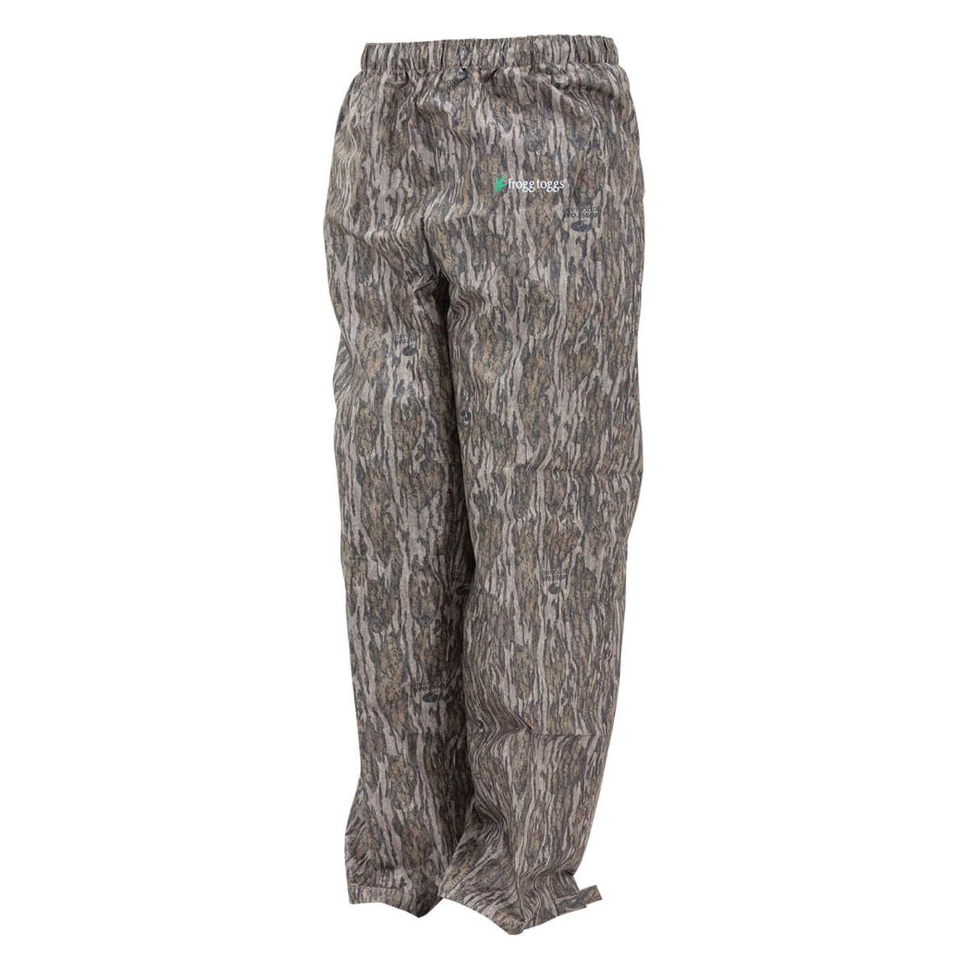 Frogg Toggs Pro Action Camo Pants in Mossy Oak Bottomland Color