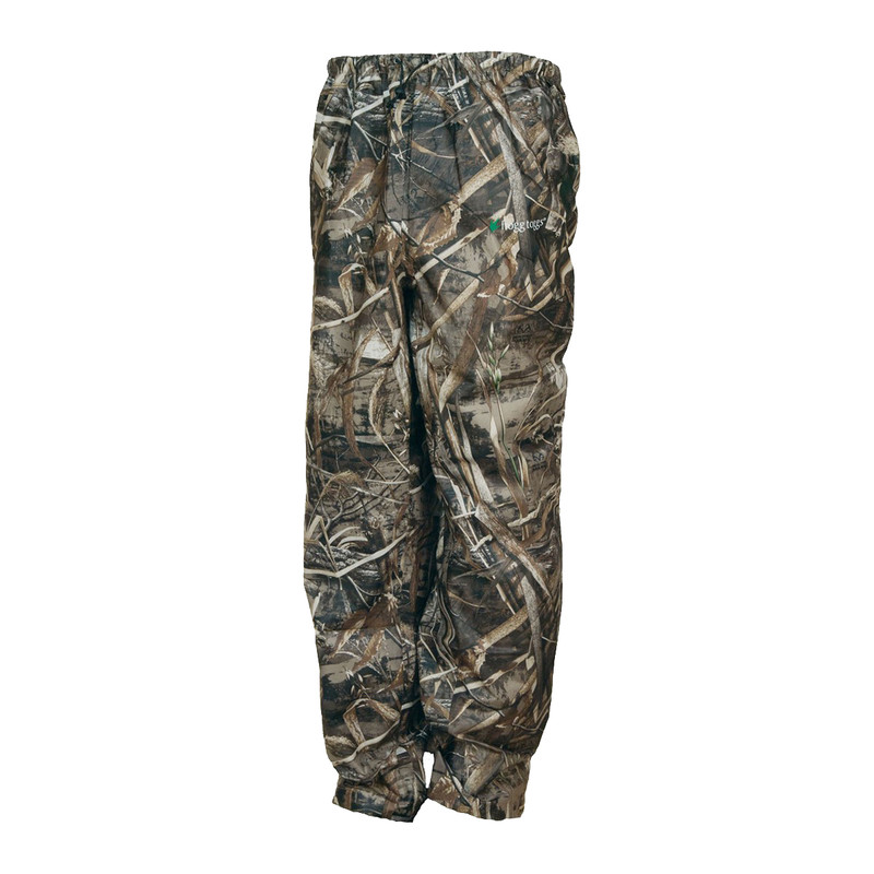 Frogg Toggs Pro Action Camo Pants in Realtree Max 5 Color