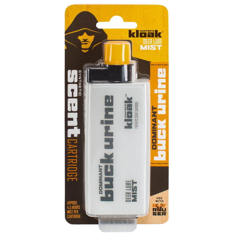 Kloak Buck Urine Cartridge