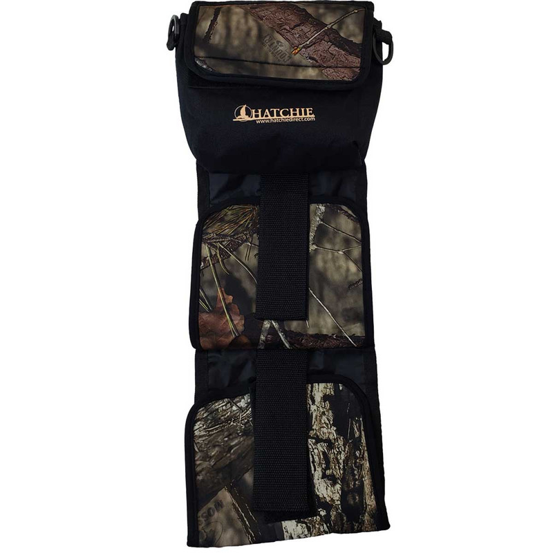 Hatchie Bottom Back Seat Gun Sling in Mossy Oak Break Up Country Color
