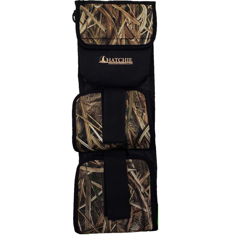 Hatchie Bottom Back Seat Gun Sling in Mossy Oak Shadow Grass Blades Color