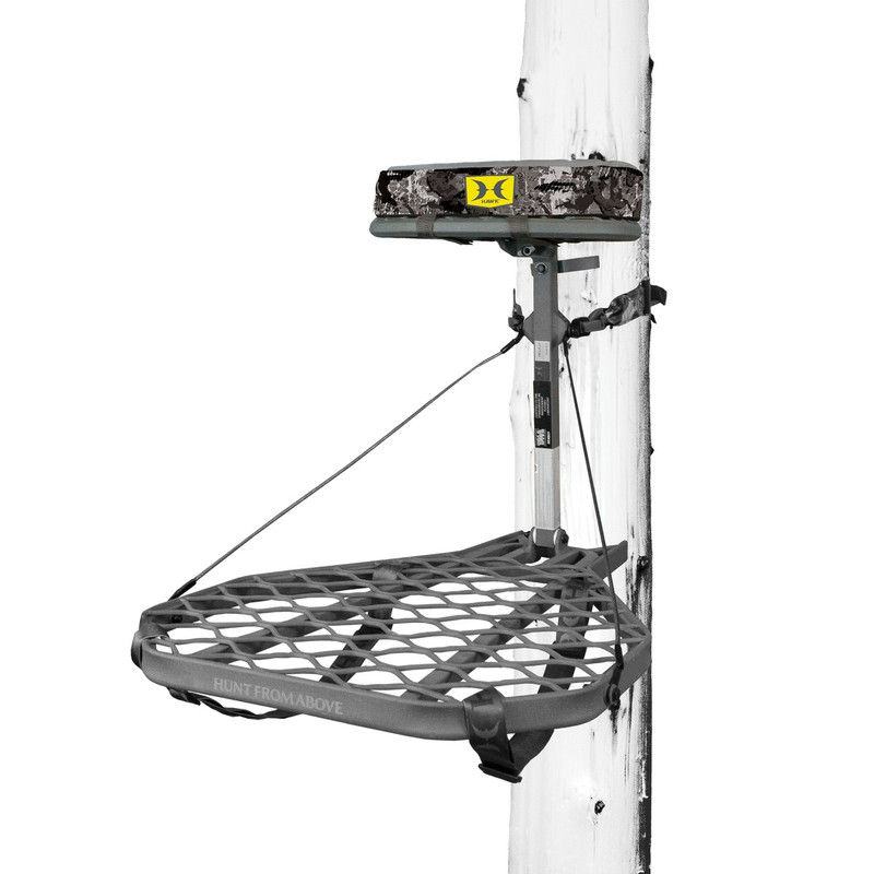 Hawk's Helium XL Aluminum Hang On Treestand