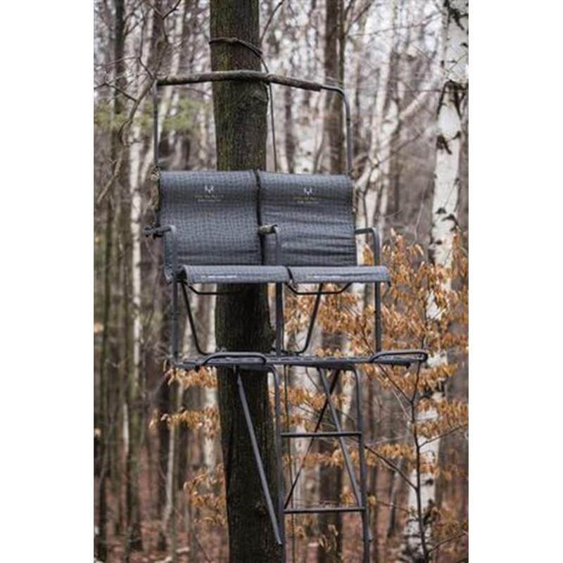Hawk 18 Denali Bone Collector Two Man Ladder Stand