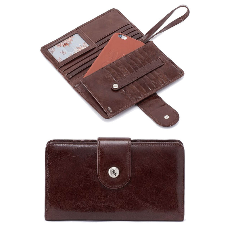 Hobo Danette Vintage Hide Wallet - Women's in main