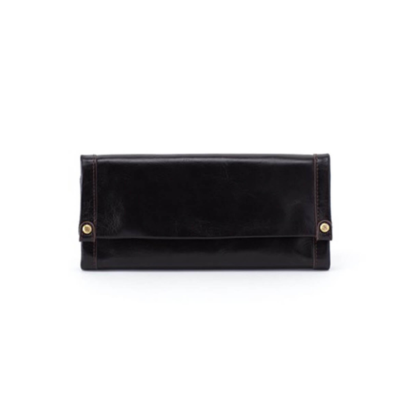 Hobo Fable Wallet in Black Color