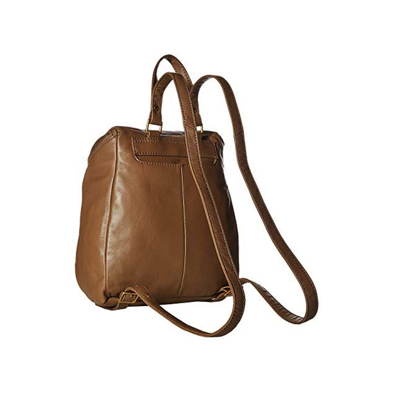 Hobo River Backpack in Graystone Color