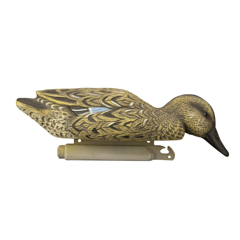 Higdon Standard Blue Winged Teal Duck Decoys - 6 Pack
