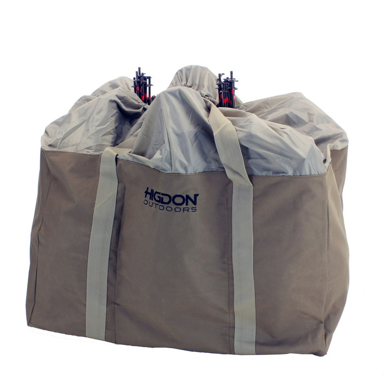 Higdon 6-Slot Alpha Series Full Body Goose Decoy Bag