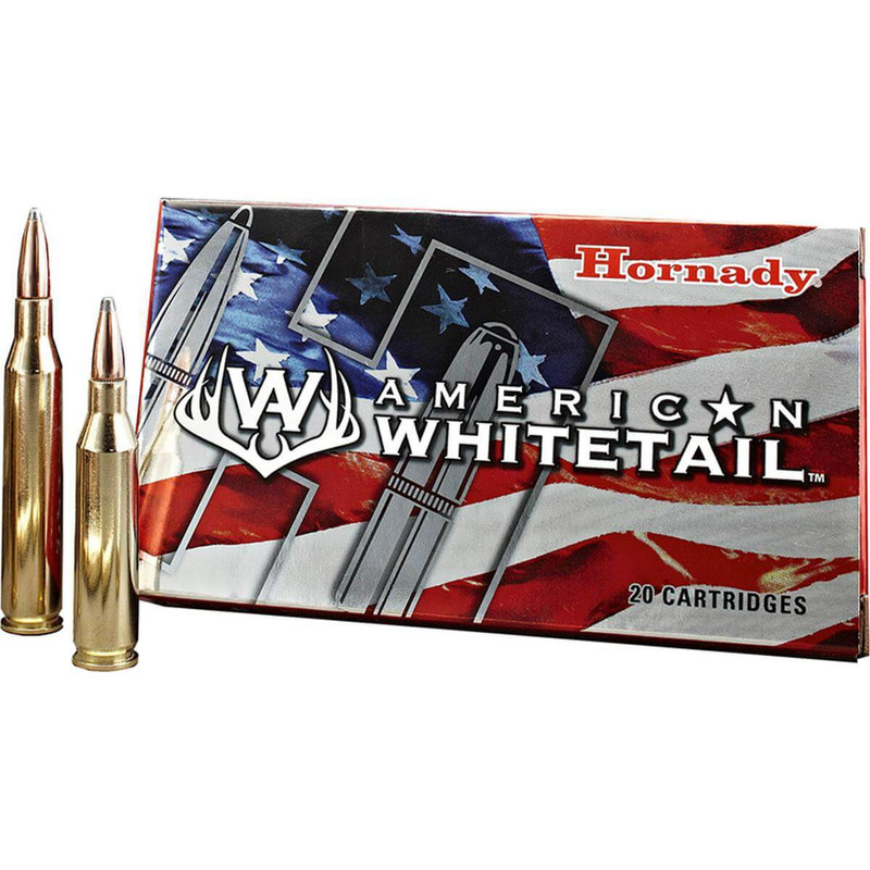 Hornady 243 Win 100 Grain SP 20 Rd