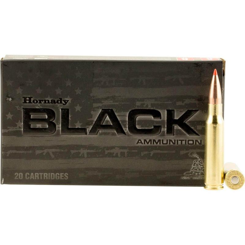 Hornady 80971 Black 308 Win 168 Gr A-Max