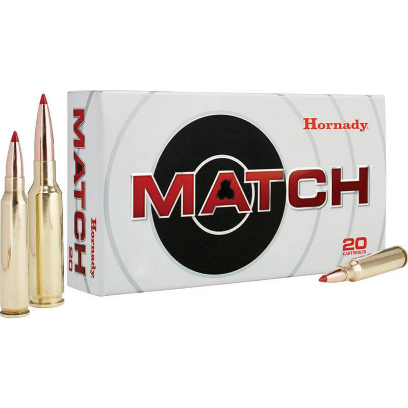 Hornady 81500 6.5 Creedmoor 140 Grain ELD Match