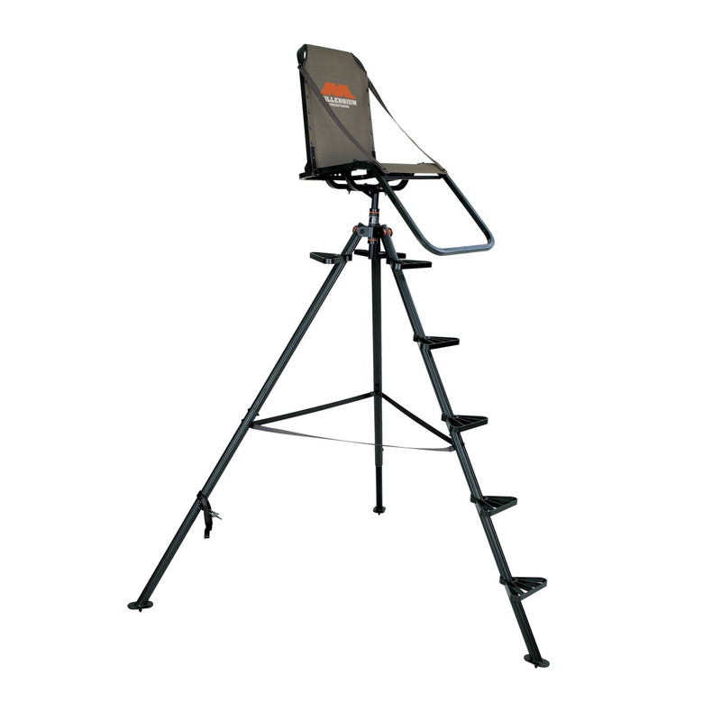 Millennium 10 Foot Ultralight Tripod Hunting Stand
