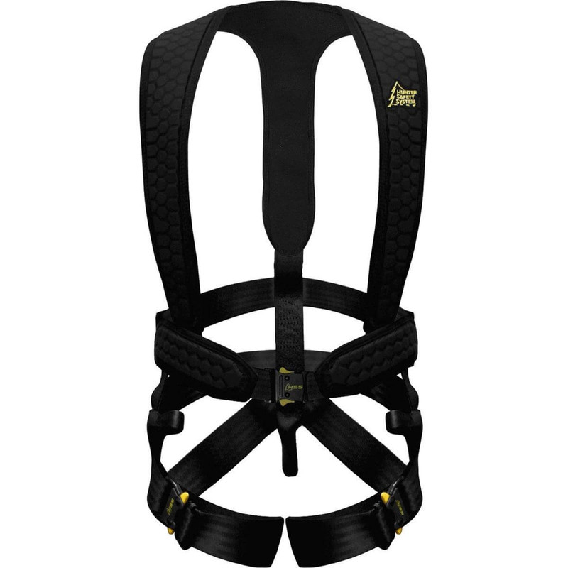 Hunter Safety System Ultra-Lite Black Ops Harness