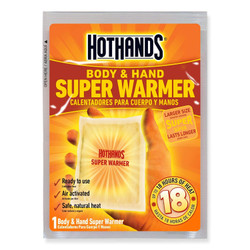 Hot Hands Super Warmers