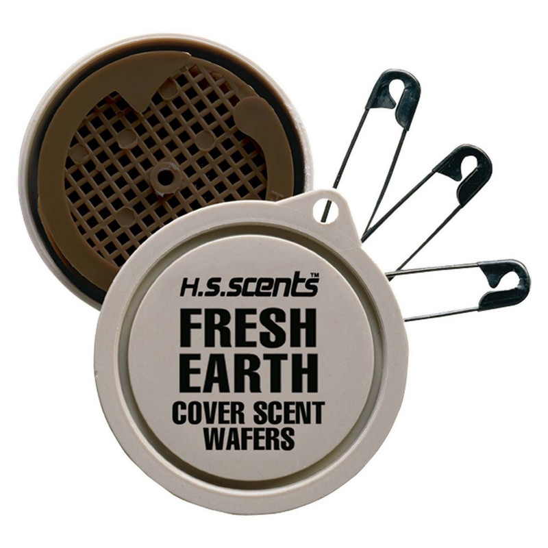 Hunter's Specialties Scentwafers Fresh Earth 9pk in main