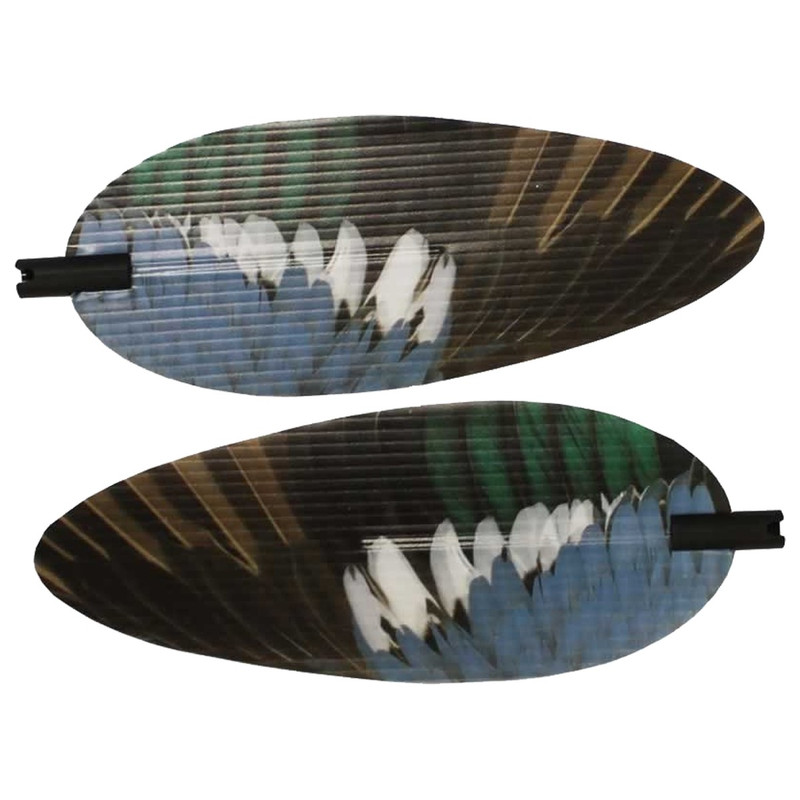 Mojo Elite Series Decoy Replacement Wings in Bluewing Teal Item Style
