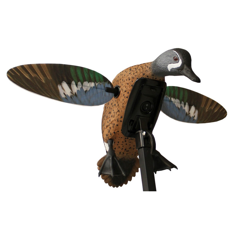 Mojo Elite Mid/Small Size Series Duck Decoys in Bluewing Teal Item Style
