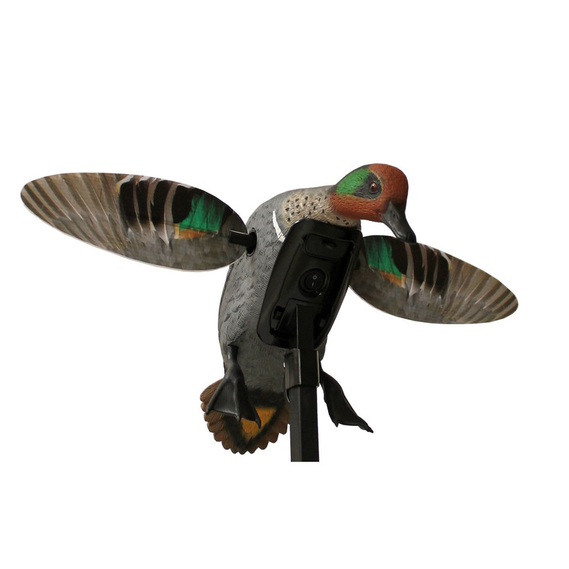 Mojo Elite Mid/Small Size Series Duck Decoys in Greenwing Teal Item Style
