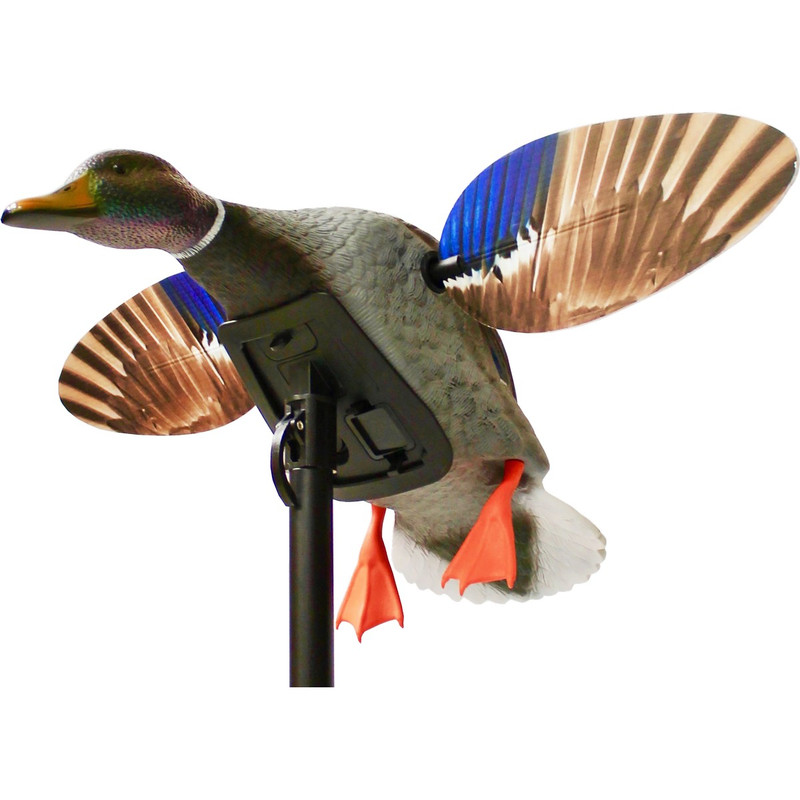 Mojo Elite Mid/Small Size Series Duck Decoys in Mini Mallard Drake Item Style