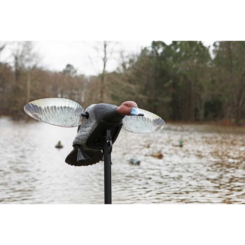 Mojo Elite Mid/Small Size Series Duck Decoys in Redhead Item Style