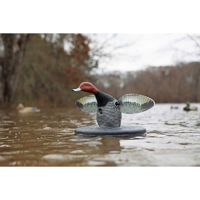 Mojo Elite Series Floater Redhead Motion Decoy with Remote