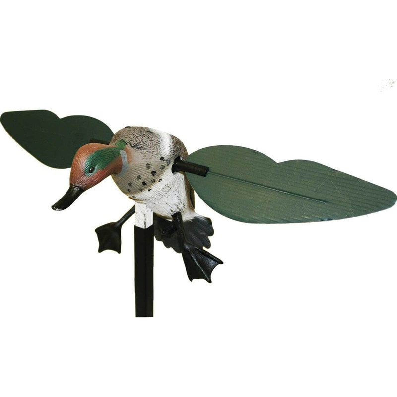 Mojo Greenwing Teal Motion Duck Decoy