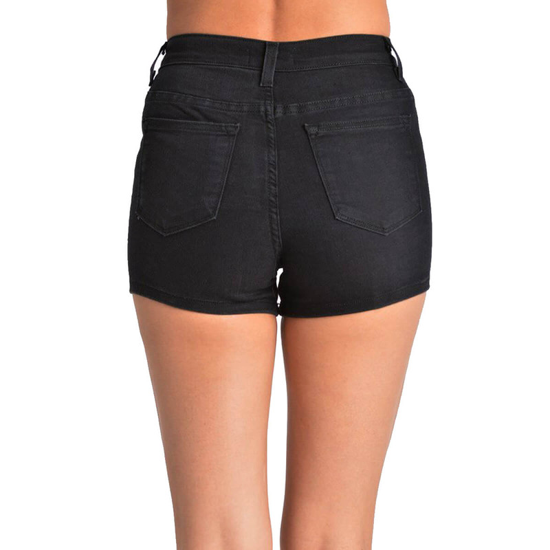Judy Blue Shorts in Black Color