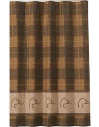 Kimlor Ducks Unlimited Shower Curtain